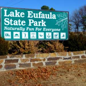 Lake Eufaula State Park