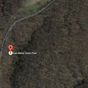 Van Meter State Park
