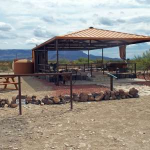 Jackass Flats Campground