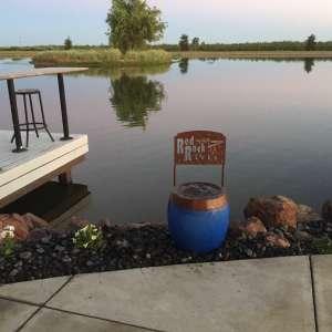 Lake Side at Red Rock Lake