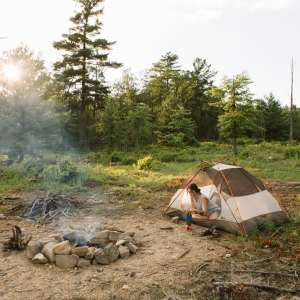 Blue Mountain Private Camping