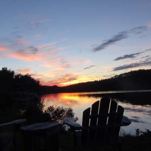 Beautiful Loon Lake Lodge