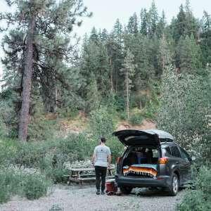 Wenatchee River Group Camp