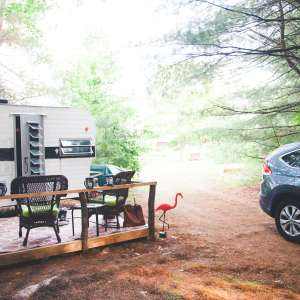 Hip Camping on the Contoocook!