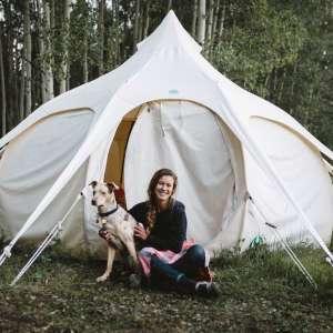 Kenosha Pass Yurt