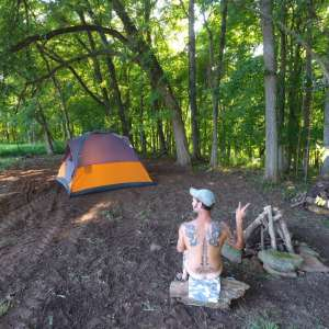 The Happy Hippie Camp