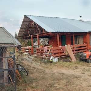 Trego Base Camp