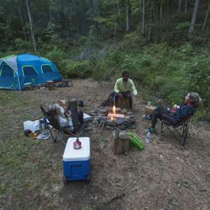 Goose and Fig's Mountain Camp