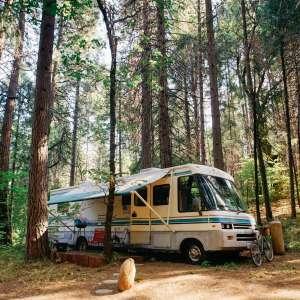 Romantic Getaway in the Woods