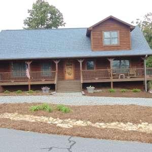 Staunch Lodge Cabin