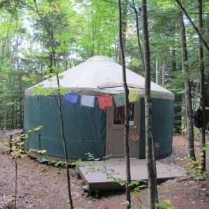 Mount Brook Yurt