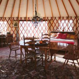 Riverwalk Yurts