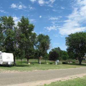 Quiet RV Park in the Country