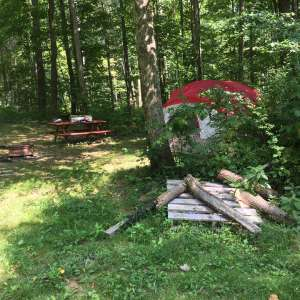 The Turkey Hollow Campground