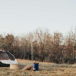 Spacious & Comforting Campsite