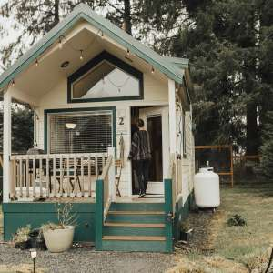 Sheltered Nook at Tillamook Bay