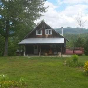 Gail Webster's Remote Cabin