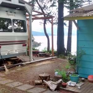 Pampered Glamping on the Cove