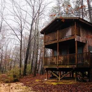 Pinnacle Springs Cabin