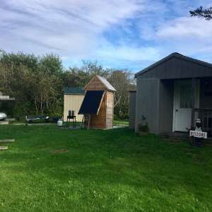 Glamping at Murphy's Bunkhouse