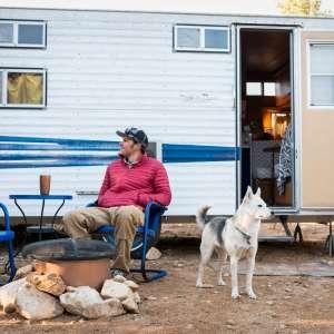 Peacefullness Outside of Taos