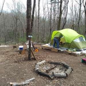 Cumberland Homesteads Camp