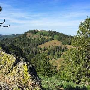 Placerville Peaks