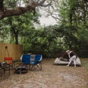 Coastal Town Camping