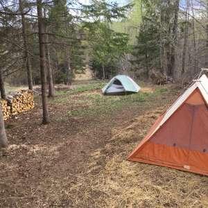 Amity Creek Camp