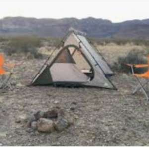 Orange Rock Village Camp ground