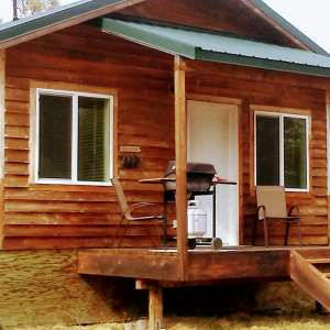 Ninilchik Adventure Cabins
