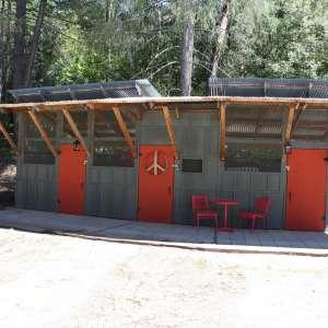 Glamping Cabins at Bullards Bar