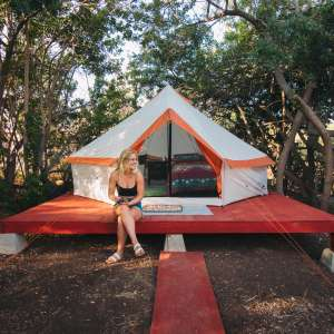Eucalyptus Hideaway