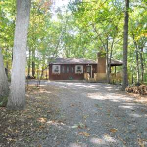 Berkeley Springs Cottage Rentals