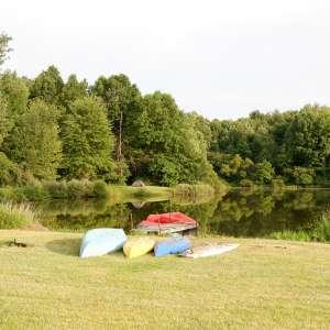 The Lake at the Flying J Farm