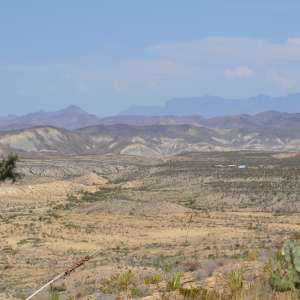 Ocotillo Ridge