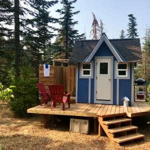 My Tiny Bird House - Too Cute!