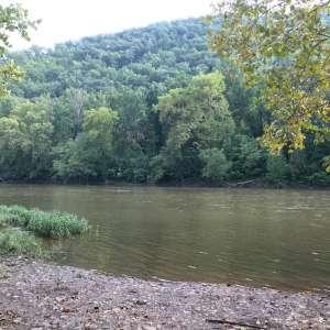 Railroad and River Retreat