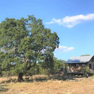 Cabin at the Ranch - Harper, TX