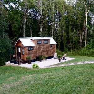 Klein Haus ,Tiny Home Living