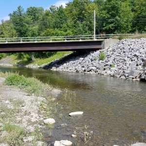 Foxenkill creek side