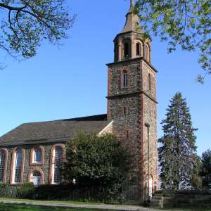 Saint Paul's Church National Historic Site