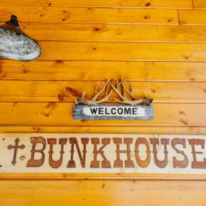 Glamping Tipi and Bunkhouse
