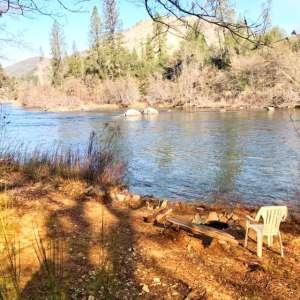 Cooper's Landing River Camping