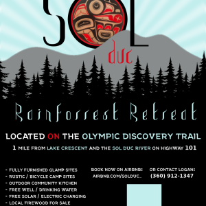 sol duc rainforest retreat