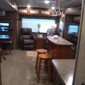 Tiki Paradise /5h wheel cabin f