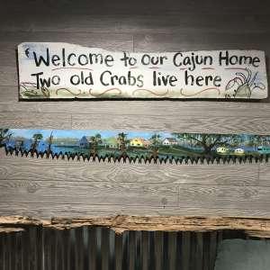 Cajun retreat Campsite