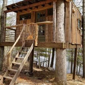 Treehouse at Eleven Isles
