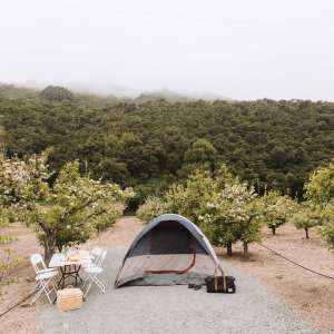 Beachside Farm Campground