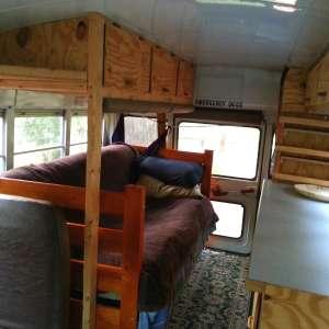 Rainbow Bus - Mohawk River Vall